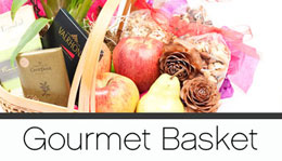 Gourmet and Fruit Baskets