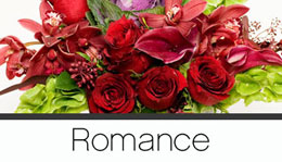 Romance and Anniversary Flowers