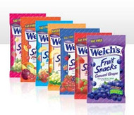 Welch's Fruit Snack Fundraiser