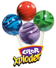 Colorfull Lollipop Fundraiser