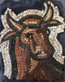 Mosaic Reproduction Kit by Michael Kruzich - Bull