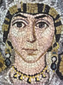 Mosaic Reproduction Kit by Michael Kruzich - San Vitale Princess