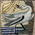 Mosaic Reproduction Kit by Michael Kruzich - The Swan