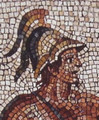 Mosaic Reproduction Kit by Michael Kruzich - Warrior