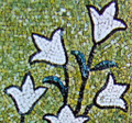 Mosaic Reproduction Kit by Michael Kruzich - White Lillies