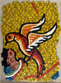 Mosaic Reproduction Kit by Michael Kruzich -Red Bird