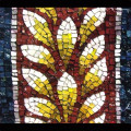 Mosaic Reproduction Kit by Michael Kruzich - San Vitale Border