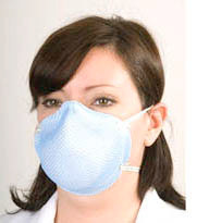 N95 Healthcare respirator