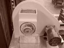 Optional Motor Kit for the Country Living Grain mill