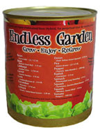 Garden Seeds for Long Term Storage