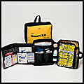 SMART KIT,( FOOD,WATER,FIRST AID)