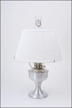 Aladdin lamp aluminum w shade survival center store aladdin lamp aluminum w shade aloadofball Images