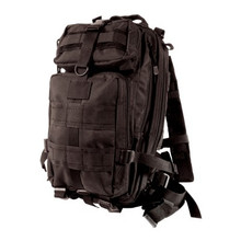 Super Deluxe 72 Hour Kit in Back Pack- Color: Black