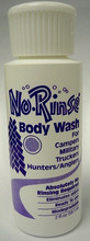 No Rinse Body Wash