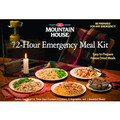 Just in case... 72 Hour Emergency Meal Kit A complete one person 3-day food unit of Mountain House® freeze-dried foods consisting of three(3) full meals per day.