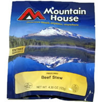 Beef Stew Mountain House Pouch