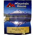 Sweet and Sour Pork Mountain House Pouch