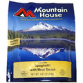 Spaghetti with Meat Sauce Mountain house Pouch
