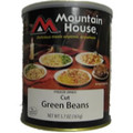 Green Beans Mountain House Freeze Dried Food