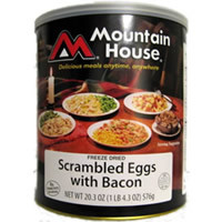 Scrambled Eggs and Bacon Mountain House Freeze Dried Food