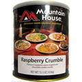 Raspberry Crumble Mountain House Freeze Dried Food
