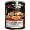 Spaghetti With Meat Sauce Mountain House Freeze Dried Food