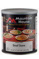 MH Beef Stew Mountain House Freeze Dried