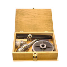 Country Living Mill Accessories in Wood Case