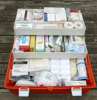 Retreat Medical Kit