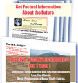 This is The Survival Center's International Future Times and Trends Newsletter - Annual Subscription If you know the future, You can plan better.