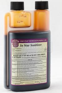 Io Star Iodine Sanitizer 16 oz
