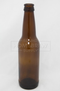 Bottle, Beer - Amber 12 oz (case of 24)
