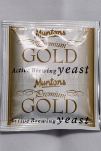 Muntons Premium Gold Yeast 6 gm