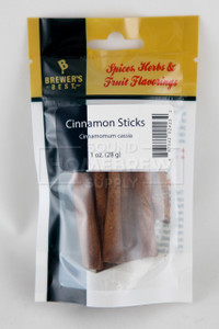 Brewer's Best Cinnamon Sticks 1 oz