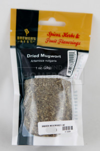 Brewer's Best Dried Mugwort 1 oz