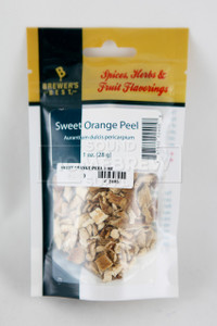 Brewer's Best Sweet Orange Peel 1 oz