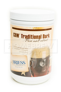 Briess Liquid Malt Extract Traditional Dark 3.3 lb