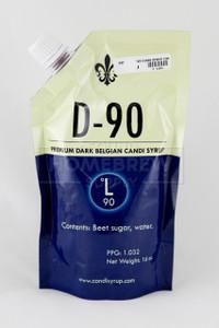 Belgian Candi Syrup - D90 (Dark) 1 lb