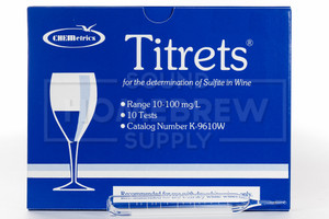 Titrets (Sulfite Test Kit)