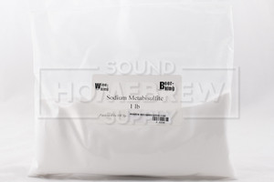 Sodium Metabisulfite 1 lb