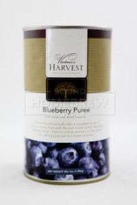 Puree - Blueberry 49 oz
