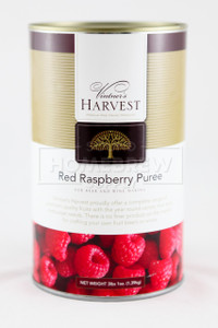 Puree - Raspberry 49 oz