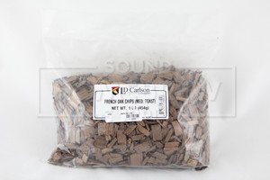 Oak Chips, French 1 lb