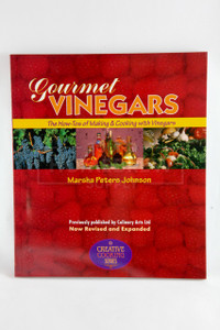 Book - Gourmet Vinegars (Johnson)