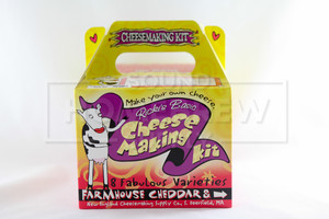 Cheese Making Kit - Basic