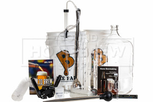 Starter Kit w/ Accessory Package and Secondary Fermenter