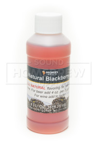 Blackberry Fruit Flavoring 4oz