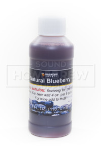 Blueberry Fruit Flavoring 4oz