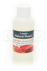Peach Fruit Flavoring 4oz