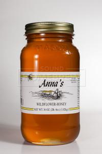 Honey, Wildflower 36 oz Jar